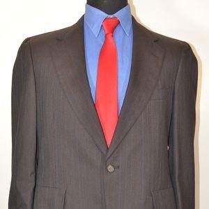 Jos A Bank Bespoke 40R Sport Coat Blazer Suit Jack